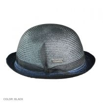 Space Bombin Straw Bowler Hat