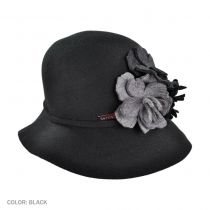 Fiona Floppy Cloche Hat