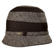 Dolores Cloche Hat