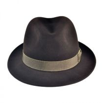 Harpley Center Dent Fedora Hat