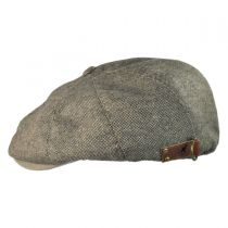 Donegal Tweed Ripley Newsboy Cap