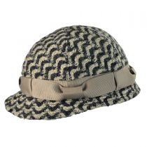 Lovat Tweed Cloche Hat