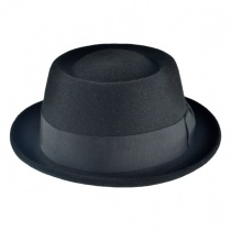 Kenrick Pork Pie Hat