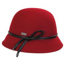 Cristina Cloche Hat