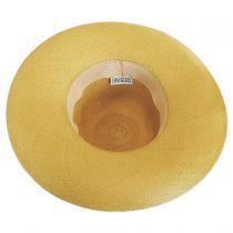 Panama Straw Floppy Hat