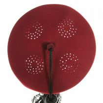 Turkish Deluxe Fez with Black Tassel