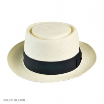Montego Panama Pork Pie Hat