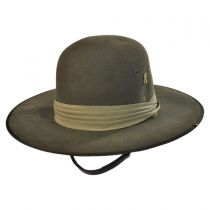 Aussie Slouch-Open Crown Fedora Hat