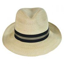 Bristol Hemp Milan Fedora Hat
