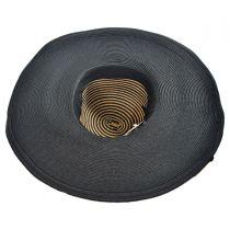 Del Mar Two Tone Sun hat