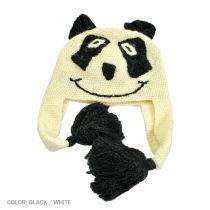 Panda Crochet Knit Beanie Hat