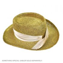 Silk Hatband 3 Pleat