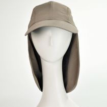 UPF 50+ Neck Flap Adjustable Baseball Cap alternate view 2