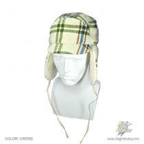 Sand Cassel Snowball Trapper Hat