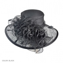 Coco Montrese Boater Hat 1