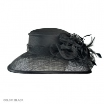 Coco Montrese Boater Hat 2