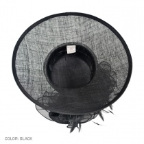 Coco Montrese Boater Hat 3