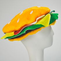 Hamburger Hat alternate view 3