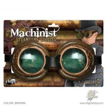 Machinist Goggles alternate view 2