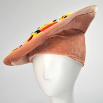 Pizza Hat in