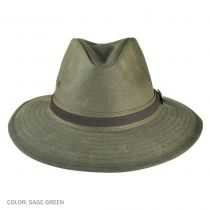 Rampart Oilskin Hat