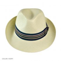 Solana Straw Fedora Hat
