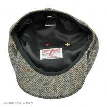 Harris Tweed Newsboy Hat