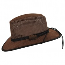 Soaker Mesh Outback Hat in