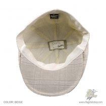Lino Linen Duckbill Ivy Cap