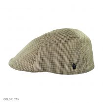 Micro Houndstooth Ivy cap