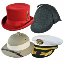 Party Inspired Quality Hat Starter Prop Kit