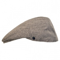 Herringbone Wool Blend Ivy Cap alternate view 3