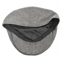 Herringbone Wool Blend Ivy Cap alternate view 39