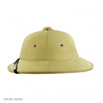 Indian Pith Helmet - Big Head Version in