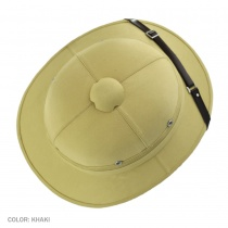 Indian Pith Helmet - Big Head Version