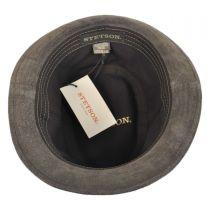Suede Fedora Hat