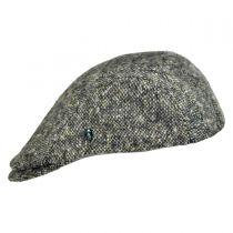 Pub Donegal Tweed Wool Duckbill Ivy Cap in