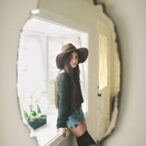 Piper Floppy Fedora Hat