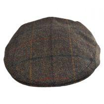 Plaid British Wool Ivy Cap