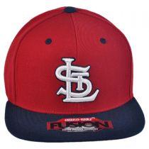 St Louis Cardinals MLB Back 2 Front Snapback Baseball Cap in