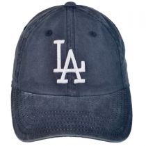 Los Angeles Dodgers MLB Raglan Strapback Baseball Cap