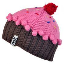 Cupcake Beanie Hat