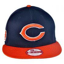 Chicago Bears NFL 9Fifty Snapback Baseball Cap alternate view 2