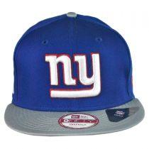 New York Giants NFL 9Fifty Snapback Baseball Cap alternate view 2