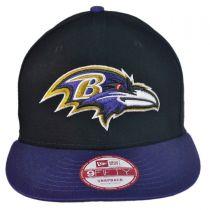 Baltimore Ravens NFL 9Fifty Snapback Baseball Cap alternate view 2