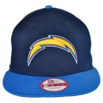 Los Angeles Chargers NFL 9Fifty Snapback Baseball Cap in