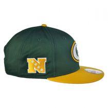 Green Bay Packers NFL 9Fifty Snapback Baseball Cap alternate view 3