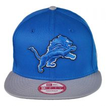 Detroit Lions NFL 9Fifty Snapback Baseball Cap alternate view 2