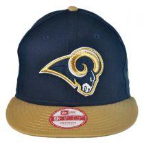 St Louis Rams NFL 9Fifty Snapback Baseball Cap in