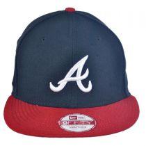 Atlanta Braves MLB 9Fifty Snapback Baseball Cap in